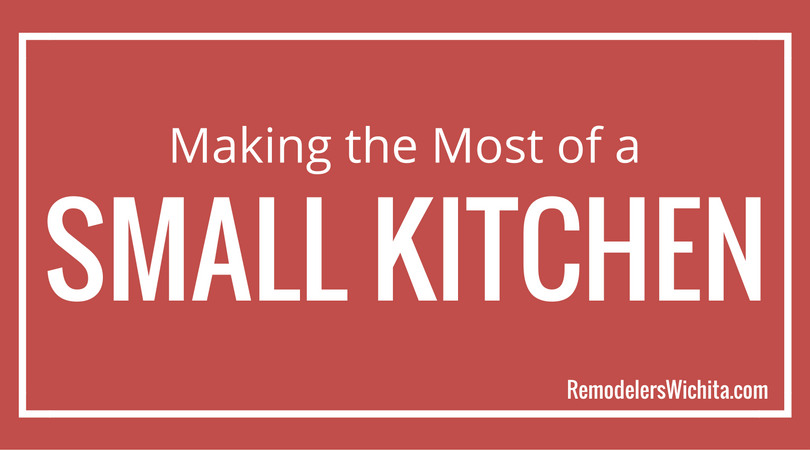 Making the Most of a Small Kitchen in Wichita