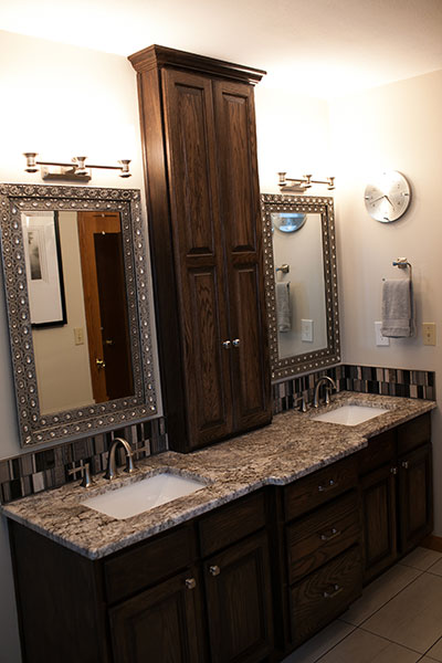 Bathroom Remodeling Services In Bel Aire Ks Pinnacle Homes