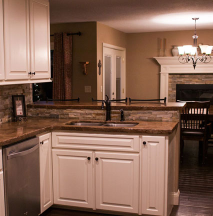 Kitchen Remodeling Services in Andover, KS