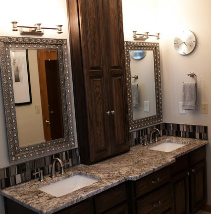 Home Remodeling Services in Bel Aire - Master bathroom