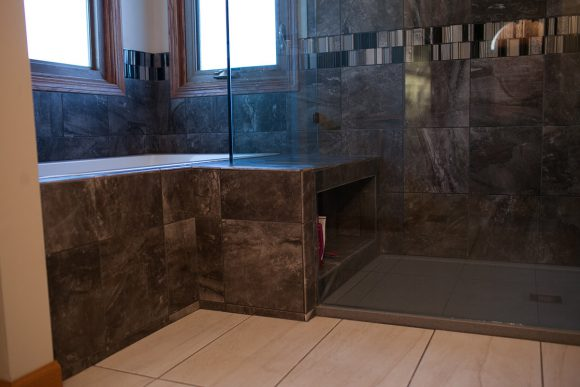 Bathrooms Pinnacle Homes Inc - Bathroom remodeling wichita ks