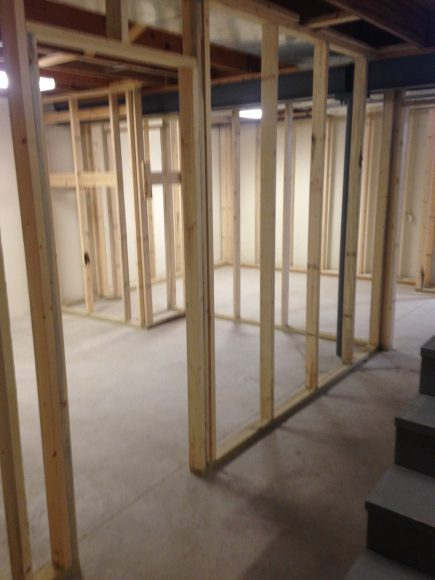 Basement Remodeling Services in Bel Aire