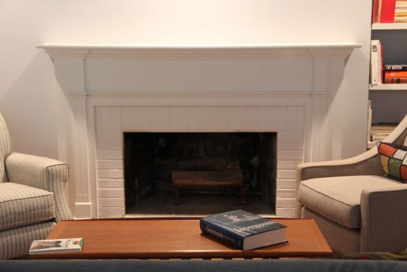 Home remodeling services in Wichita - Fireplace