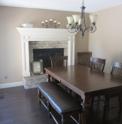 Residential contractor in Wichita - home renovation