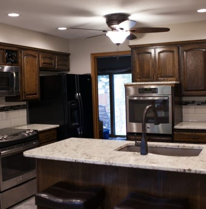 Wichitas Premier Home Remodelers Pinnacle Homes INC - Kitchen remodel wichita ks