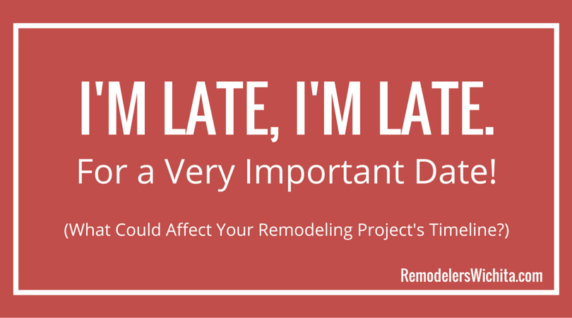 What Could Affect Your Home Remodeling Project's Timeline?