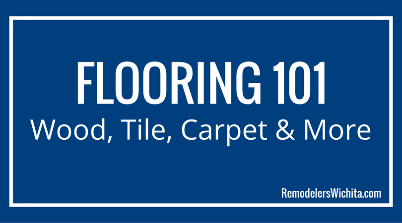 Flooring 101: Wood, Tile, Carpet & More