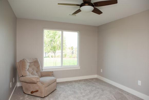 Basement Finish in Wichita, KS: Bedroom
