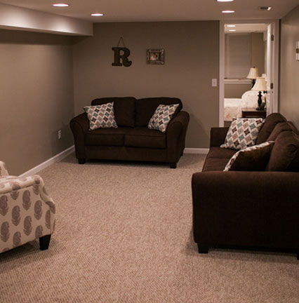 Basement Remodeling Services in Bel Aire, KS