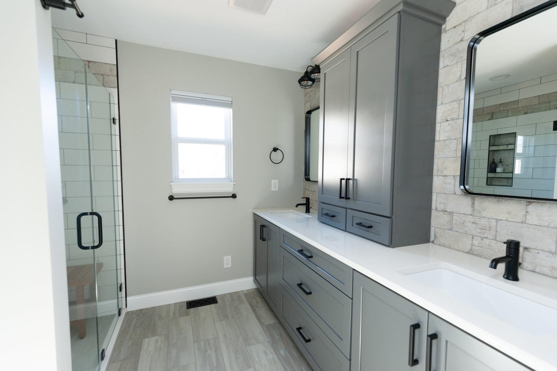 Bathrooms - Pinnacle Homes, Inc.