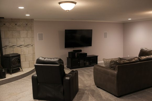 Basement Finish in Wichita KS