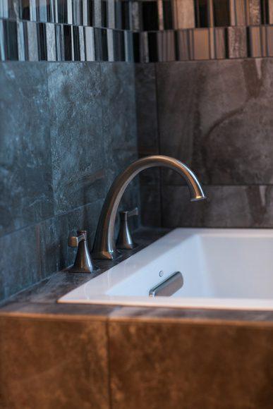 Bathroom Remodel Wichita KS Soaker tub fixture