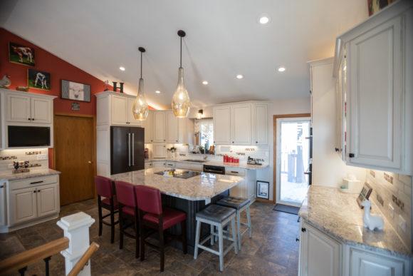Kitchen remodel in Wichita