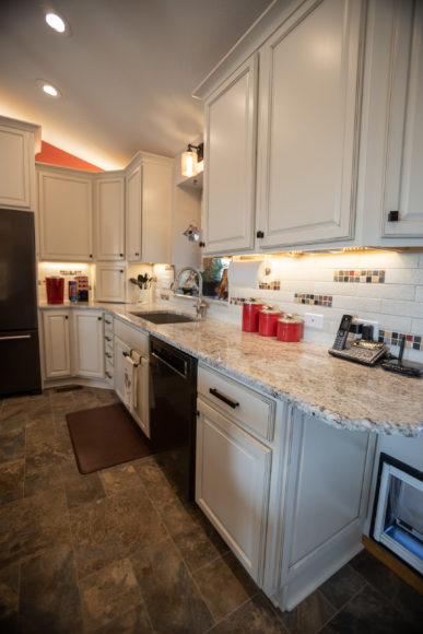 Kitchen reno Wichita area