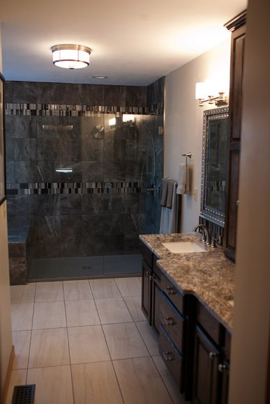 Home Remodeling Services - Shower Renovation