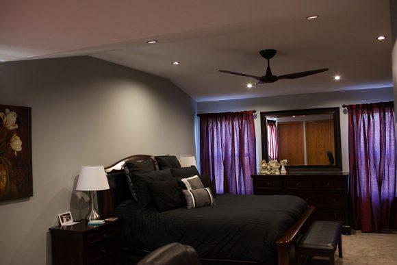 Master Bedroom Remodel in Bel Aire, KS