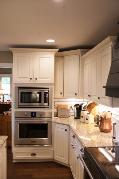 farmhouse style kitchen remodel