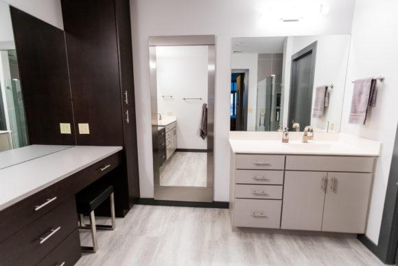 Wichita bathroom remodel