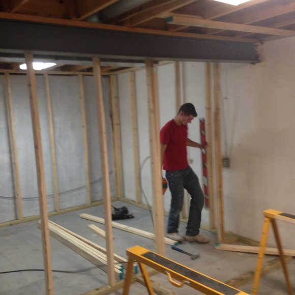Basement Remodeling in Wichita