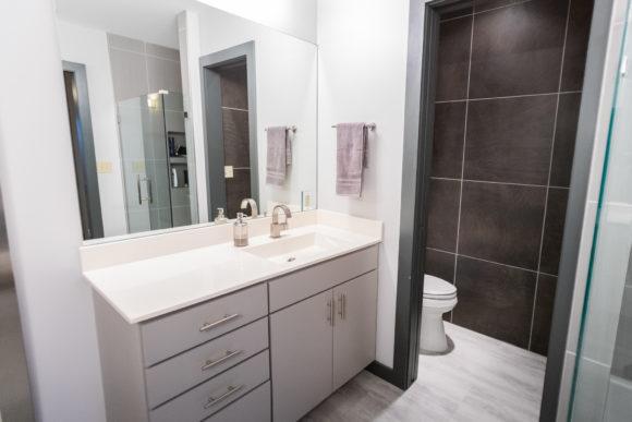 bathroom remodel in Wichita, KS