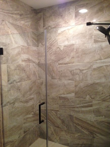 Bathroom remodeling in Andover