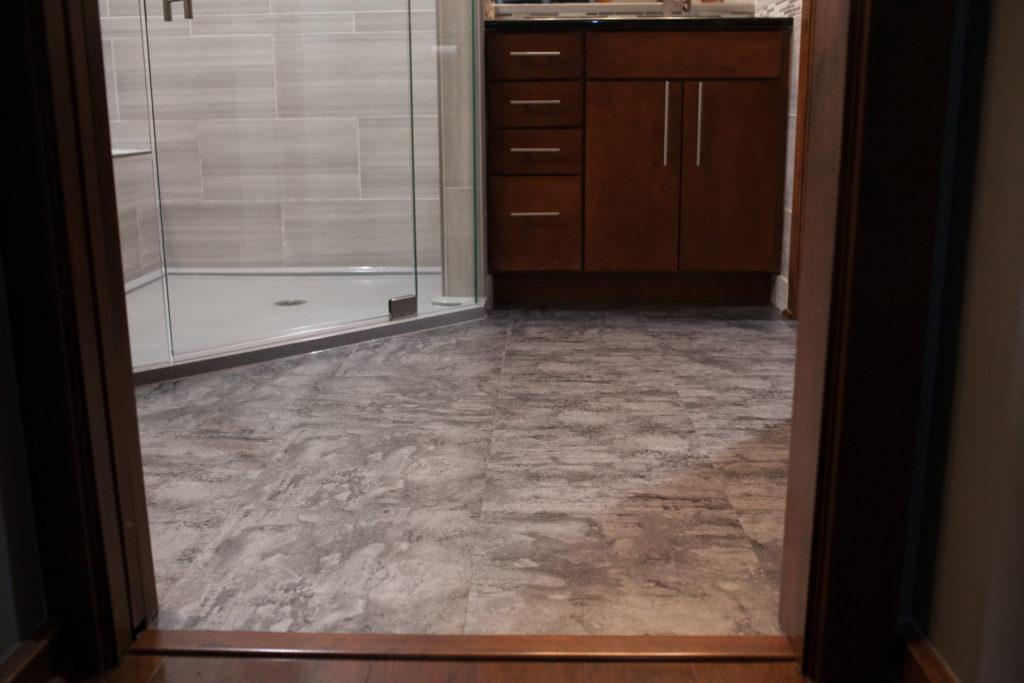 custom bathroom remodel Wichita, KS - Pinnacle Homes, Inc.