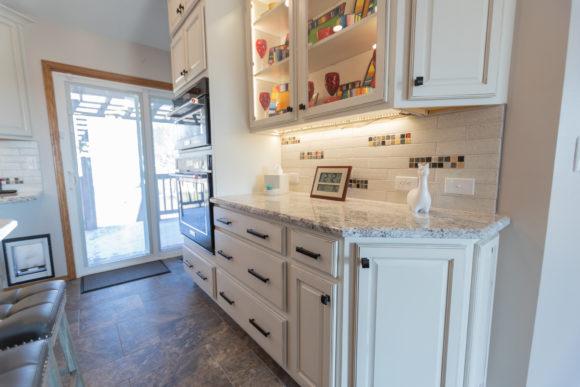 kitchen renovation in Haysville
