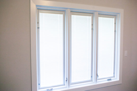 new window in Master bedroom