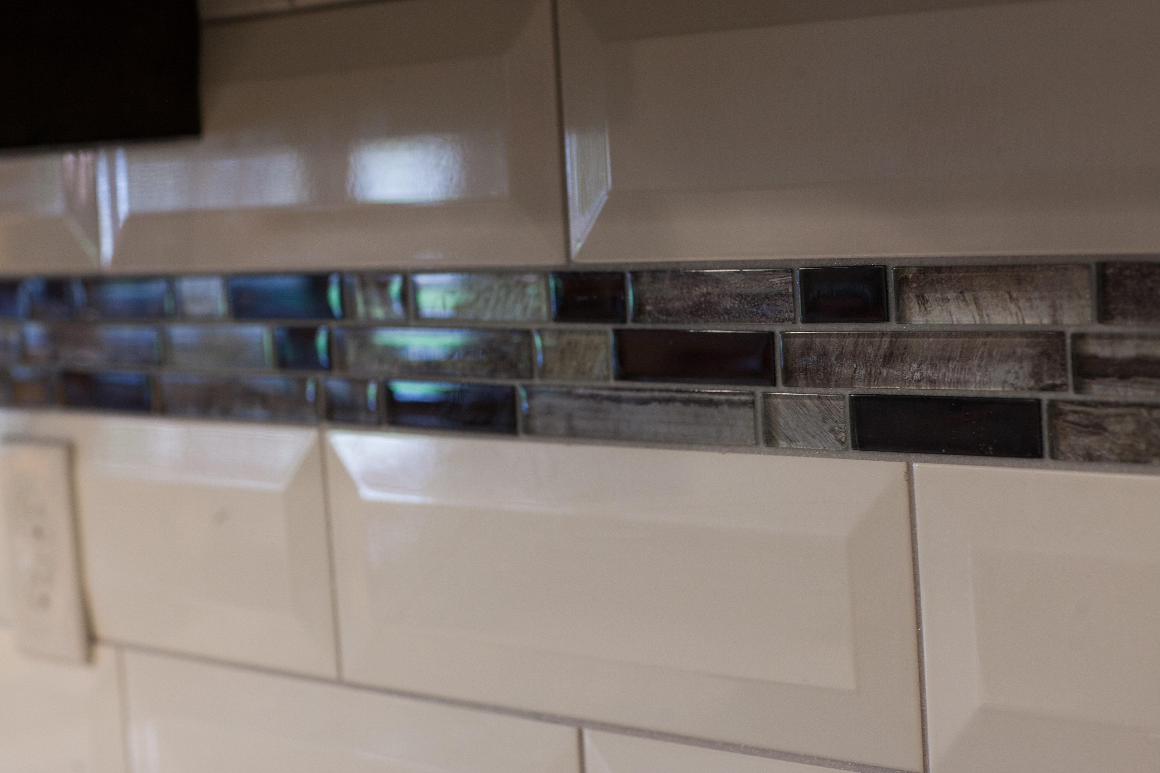 kitchen remodel backsplash