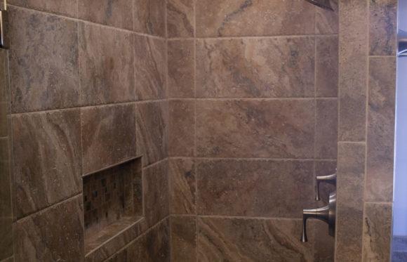 Bathroom Shower Wichita Remodeler