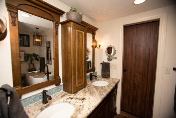 Eastborough master bath addition