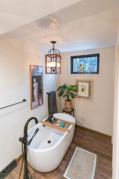 Wichita master bath addition